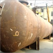 Liquid Chlorine Storage Vessel